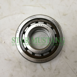 NUP307E Bearing For Construction Machinery Excavator Intermediate Fiber