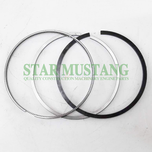 Construction Machinery Excavator 4D106 Piston Ring Sets Engine Repair Parts