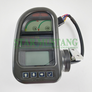 Construction Machinery Excavator EC210B Monitor Electronic Repair Parts 14390065P03