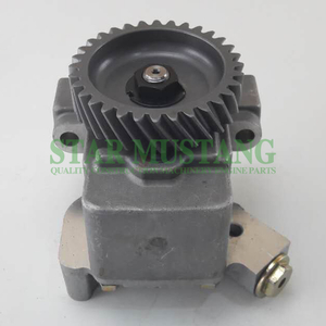 Construction Machinery Excavator DE12 Oil Pump 60mm Height 32 Teeth Engine Repair Parts