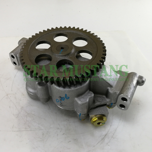 Construction Machinery Excavator DL08 Oil Pump Engine Repair Parts 65.05100-6052B