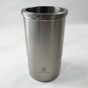 Engine 29D Cylinder Liner Sleeves With Notch For Xichai