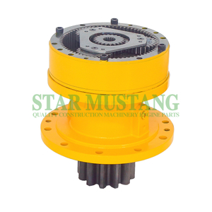 Swing Motor Excavatoer Parts Swing Gearbox R130 For Construction Machinery Swing Reduction Gearbox