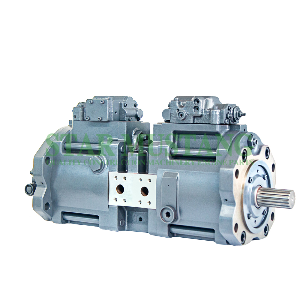 Excavatoer Hydraulic Parts Hydraulic Pump Z3V140DT Hydraulic Pump Assy For Construction Machinery Hydraulic Main Pump