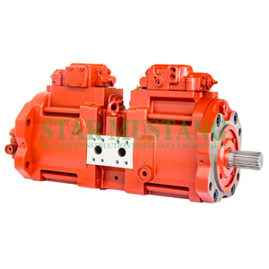 Excavatoer Hydraulic Parts Hydraulic Pump Z3V180DT Hydraulic Pump Assy For Construction Machinery Hydraulic Main Pump