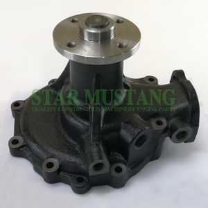 Construction Machinery Excavator J05E Water Pump Engine Repair Parts