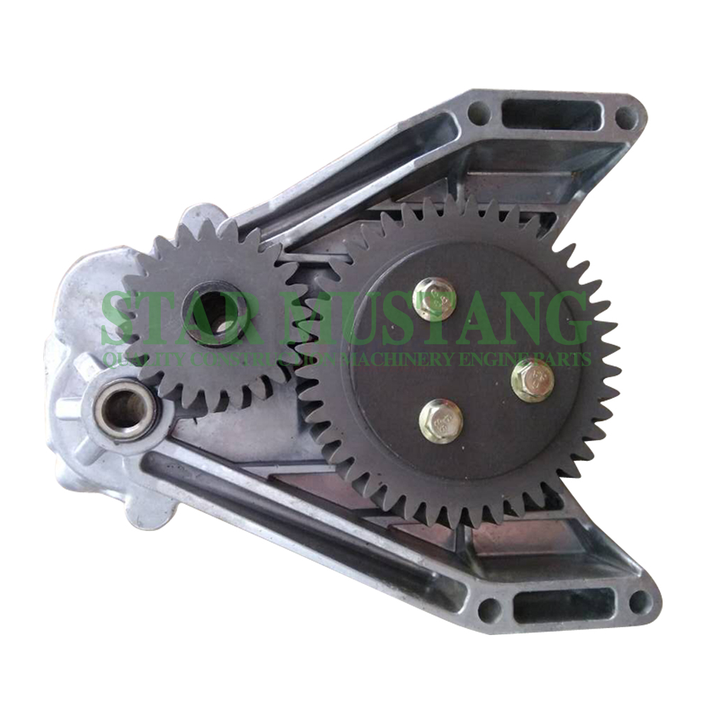Construction Machinery Excavator EC360 Oil Pump Engine Repair Parts