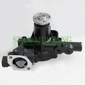 Construction Machinery Excavator 4D84E Water Pump With Thermostat Engine Repair Parts