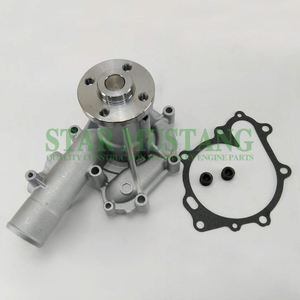 Excavator 4TNE106 4TNV106 Water Pump With Pipe Engine Repair Parts 123900-42000