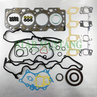 Construction Machinery Excavator 2C Full Gasket Kit Diesel Engine Overhaul Repair Parts