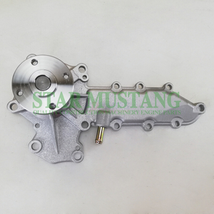 Construction Machinery Excavator V2203 Water Pump With Pipe Engine Repair Parts