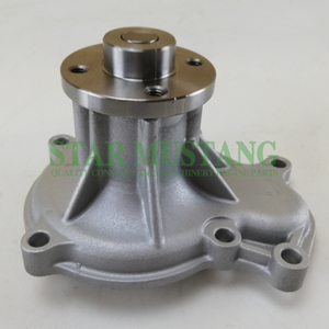 Construction Machinery Excavator V3300 V3600 Water Pump Engine Repair Parts