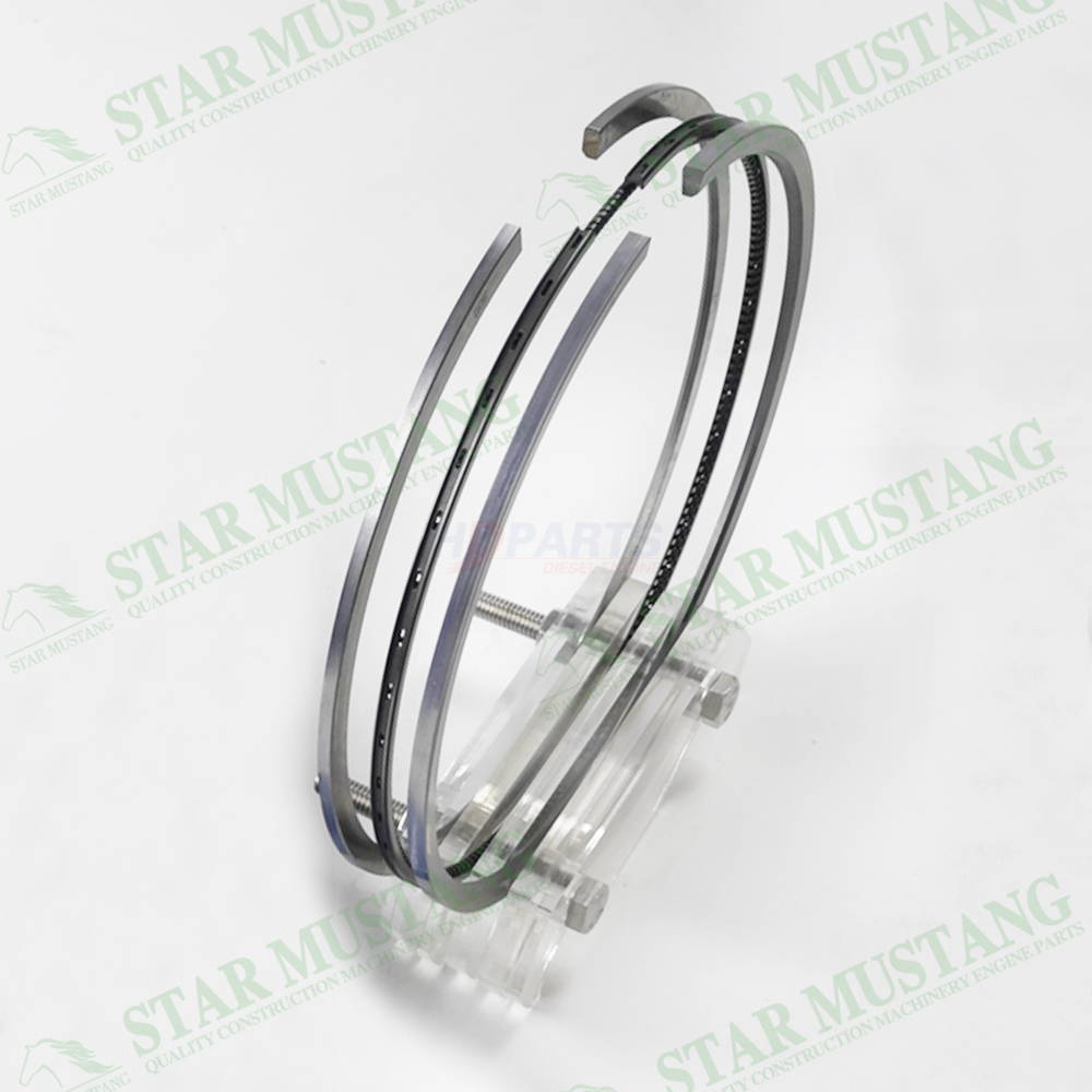 Construction Machinery Excavator D13D Piston Ring Sets Engine Repair Parts