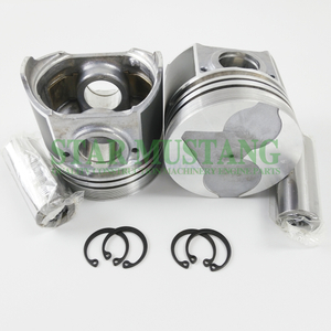 Construction Machinery Excavator V1903 Piston With Pin Engine Repair Parts 16427-21113