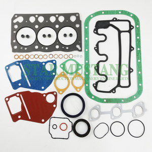 Construction Machinery Excavator 3LB1 Full Gasket Kit Diesel Engine Overhaul Repair Parts