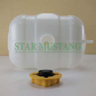 Construction Machinery Parts Coolant Expansion Tank with Cover EC210B 15047209