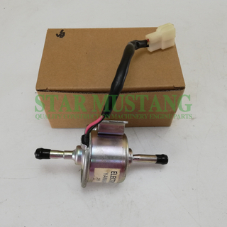 Construction Machinery Engine Parts Electric Fuel Pump 12V 3TNV70 119225-52102