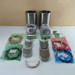 Excavator Diesel Engine Spare Parts Cylinder Liner Kit Overhaul Kit Repair Kit K13C
