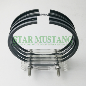 Construction Machinery Excavator EH700 Piston Ring Sets Engine Repair Parts
