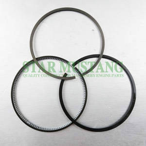 Construction Machinery Excavator N04C Piston Ring Sets Engine Repair Parts
