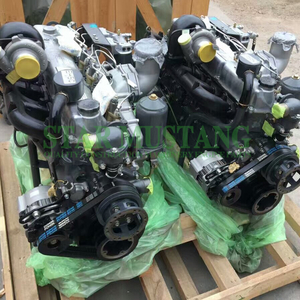 Construction Machinery Excavator R215-7 D6BV Diesel Engine Assembly Repair Parts