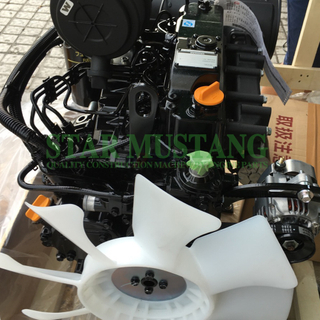Construction Machinery Excavator 4TNV88 Diesel Engine Assembly Repair Parts