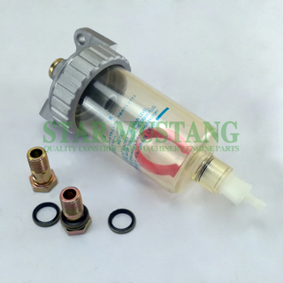 Construction Machinery Excavator EX200-5 Water Separator Engine Repair Parts