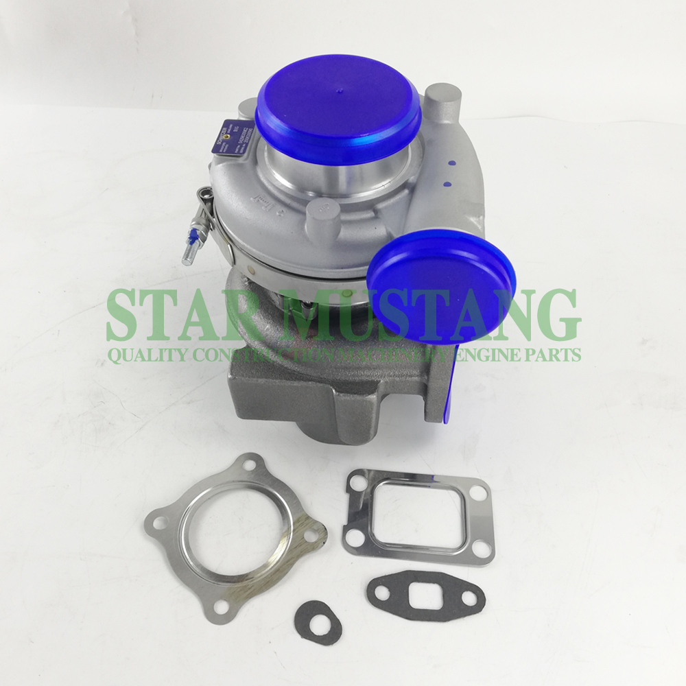 Construction Machinery Excavator EC210B Turbo Charger Engine Repair Parts 04298309K2
