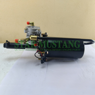 6D22 Vacuum Clutch Booster For Construction Machinery Excavator