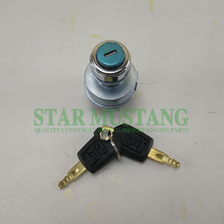 E303 E304 E305 9G7641 Ignition Switch For Construction Machinery Excavator