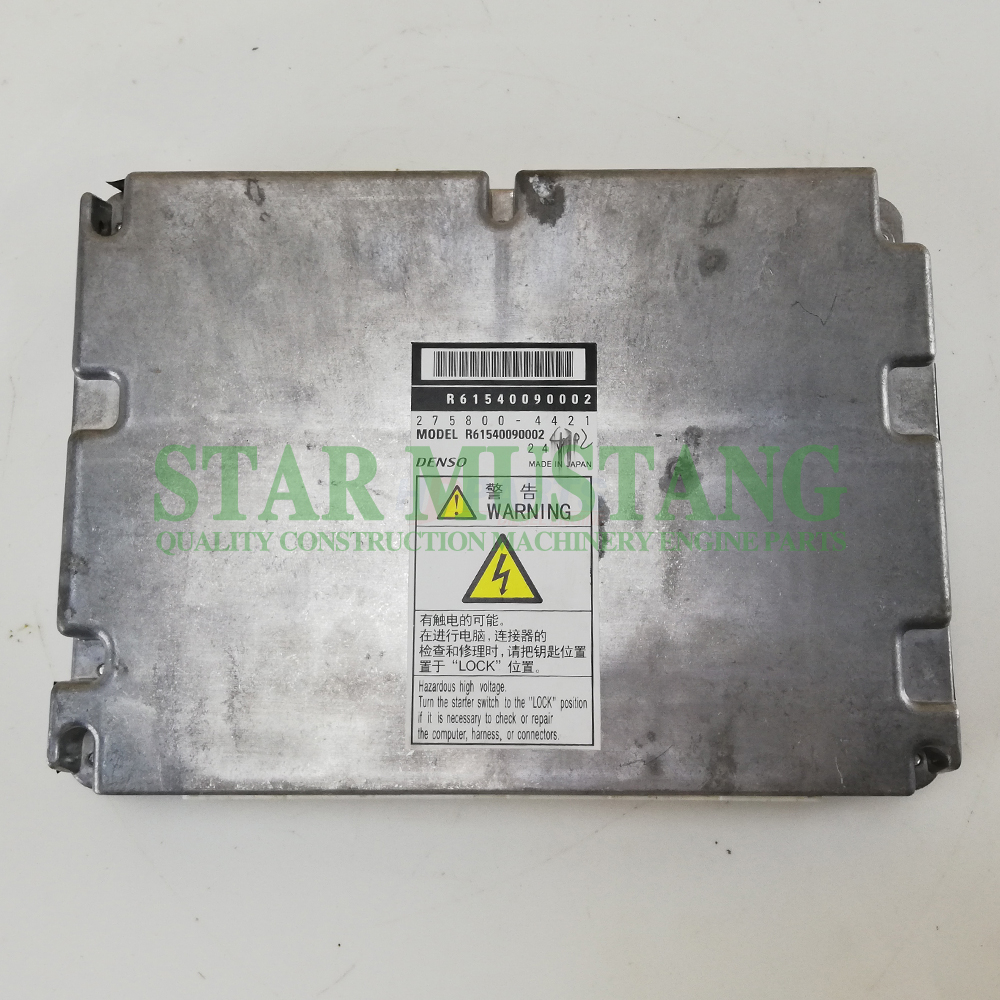 Construction Machinery Excavator Repair Parts ECU Controller Electronic Control Unit R61540090002