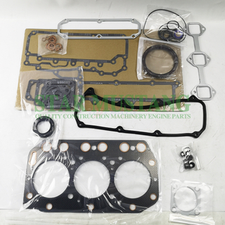 Construction Machinery Excavator 3TN100 Full Gasket Kit Diesel Engine Overhaul Repair Parts