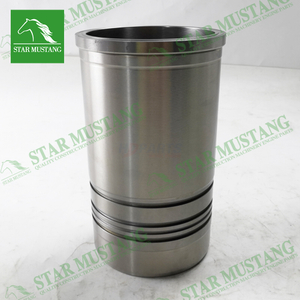 Construction Machinery Excavator 4108 Cylinder Liner Engine Repair Parts
