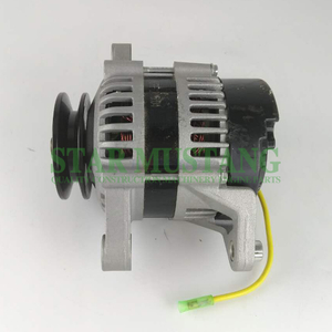 Construction Machinery Diesel Engine Spare Parts Excavator Alternator 3TNE84 4TNE88