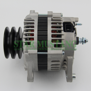Construction Machinery Diesel Engine Spare Parts Excavator Alternator FD33