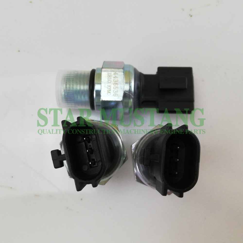 Construction Machinery Diesel Engine Spare Parts Excavator Pressure Switch 4436536