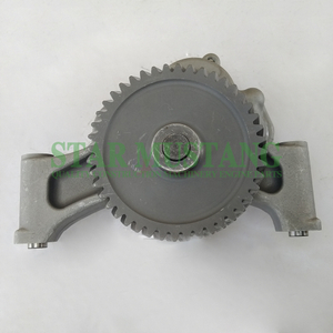 Construction Machinery Excavator EK100 Oil Pump 44 Teeth Engine Repair Parts