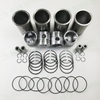 490BPG Engine Overhaul Kit With Cylinder Gasket Piston Ring Liner Engine Bearing Set For Xinchai Engine Spare Parts