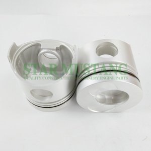 Construction Machinery Excavator W04D Piston With Pin Engine Repair Parts 13216-1791 13211-1811