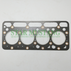 Construction Machinery Excavator V1500 Cylinder Head Gasket Engine Repair Parts