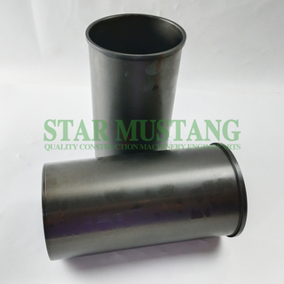 Construction Machinery Excavator 6WA1 Cylinder Liner Engine Repair Parts