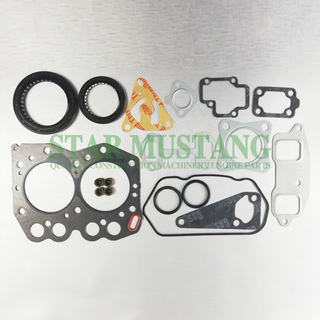 Construction Machinery Excavator 2TNE66 Full Gasket Kit Diesel Engine Overhaul Repair Parts