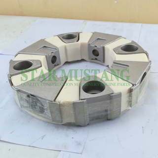 Excavator Parts Rubber Coupling Assy CF-H-240 For Construction Machinery