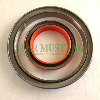Construction Machinery Excavator Engine Spare Parts Crankshaft Oil Seal Kit 3208