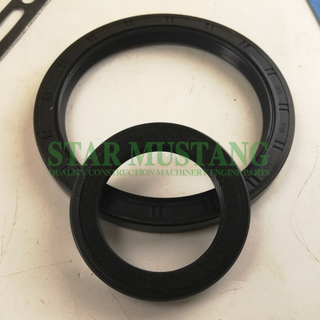 Construction Machinery Excavator Engine Spare Parts Crankshaft Oil Seal Kit 4JA1