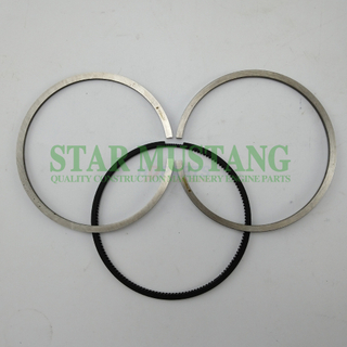 Construction Machinery Excavator 3056 Piston Ring Sets Engine Repair Parts 4181A033