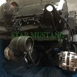Construction Machinery Excavator M11 Diesel Engine Assembly Repair Parts