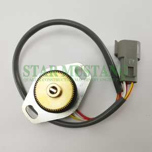 Construction Machinery Excavator PC200-7 Throttle Positionor Sensor Electronic Repair Parts