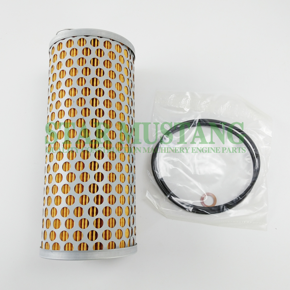Construction Machinery Excavator D2848 Oil Filter Engine Repair Parts 65.05504-5020B