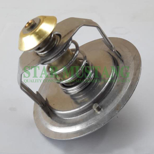 Construction Machinery Excavator DB58 6BD1 Thermostat Engine Repair Parts